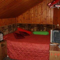 Мини-отель Стархаус 2* Стандартный семейный номер с двуспальной кроватью фото 10