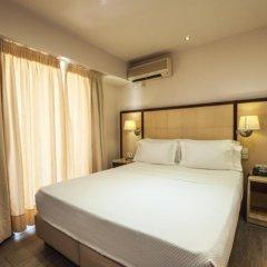 Отель Piraeus Dream 2* Стандартный номер с двуспальной кроватью фото 12