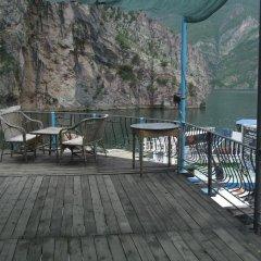 Отель Rozafa Ferry балкон