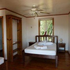 Отель Colibri Hill Resort Гондурас, Остров Утила - отзывы, цены и фото номеров - забронировать отель Colibri Hill Resort онлайн комната для гостей фото 2