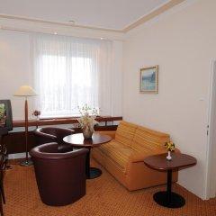 TOP Hotel Agricola 4* Люкс с различными типами кроватей фото 7