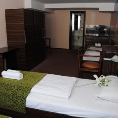 Green Hotel Budapest 4* Улучшенный номер фото 4