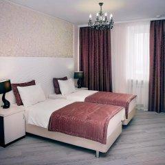 Гостиница Амулет комната для гостей фото 3