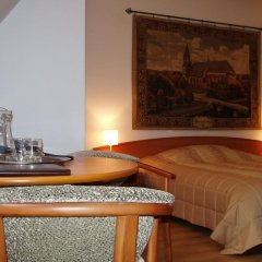 Мини-отель Котбус Стандартный номер с двуспальной кроватью фото 15