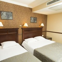 Topkapi Inter Istanbul Hotel 4* Стандартный номер с двуспальной кроватью фото 11