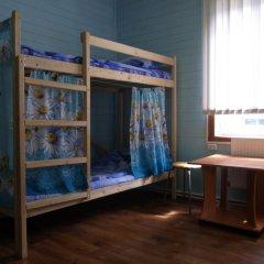 Hostel Favorit Кровать в общем номере с двухъярусной кроватью фото 14