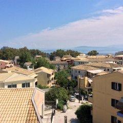 Arion Hotel Corfu балкон