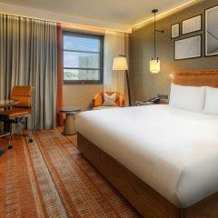 Отель Hilton London Tower Bridge 4* Стандартный номер с различными типами кроватей фото 2