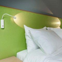 Отель Smartflats Les Postiers Брюссель комната для гостей