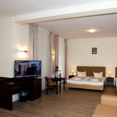 Upper Room Hotel Kurfurstendamm 3* Улучшенные апартаменты с различными типами кроватей фото 4