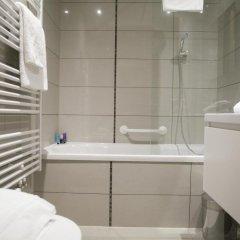 Отель Antwerp Inn 3* Номер Делюкс с различными типами кроватей фото 9