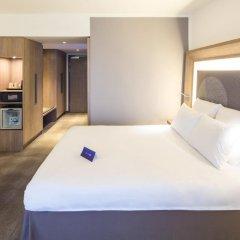 Гостиница Новотель Москва Сити 4* Улучшенный номер с двуспальной кроватью