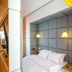 Апартаменты LvivSon Apartments Svobody Area комната для гостей фото 2