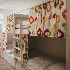 Hostel For You Кровать в общем номере с двухъярусной кроватью фото 27