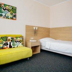 Гостиница Малахит 3* Стандартный номер с разными типами кроватей фото 24