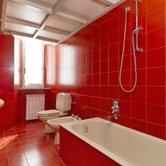 Отель Suna Loft Италия, Вербания - отзывы, цены и фото номеров - забронировать отель Suna Loft онлайн ванная