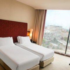 Hi Hotel Bari 4* Стандартный номер с различными типами кроватей фото 5