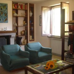 Отель B&B Le Rondinelle Сполето комната для гостей фото 3