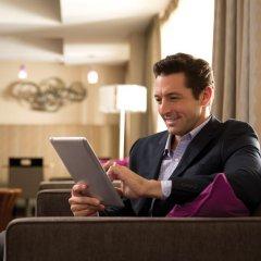 Отель Hampton Inn & Suites Los Angeles/Hollywood США, Лос-Анджелес - 8 отзывов об отеле, цены и фото номеров - забронировать отель Hampton Inn & Suites Los Angeles/Hollywood онлайн интерьер отеля фото 3