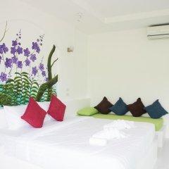 Отель Siri Lanta Resort 3* Номер Делюкс фото 10