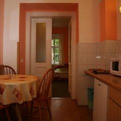 Отель Residence Albert 2* Апартаменты с различными типами кроватей фото 5