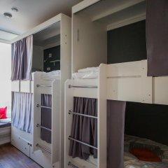 Хостел География Казань Кровать в общем номере двухъярусные кровати фото 22