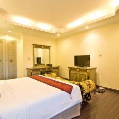 Отель LK Royal Suite Pattaya 4* Стандартный номер с различными типами кроватей фото 3