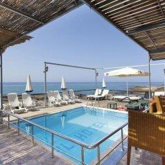 Yali Hotel Турция, Сиде - отзывы, цены и фото номеров - забронировать отель Yali Hotel онлайн бассейн фото 3