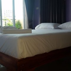 Отель Patamnak Beach Guesthouse 3* Люкс с различными типами кроватей фото 2