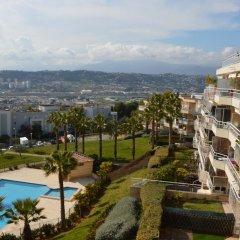 Отель Appartement Horizon Франция, Ницца - отзывы, цены и фото номеров - забронировать отель Appartement Horizon онлайн балкон