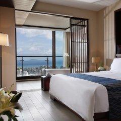 Отель Serenity Coast All Suite Resort Sanya 5* Улучшенный люкс с различными типами кроватей