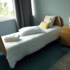 Hostel Cruz Vermelha Стандартный номер разные типы кроватей фото 4