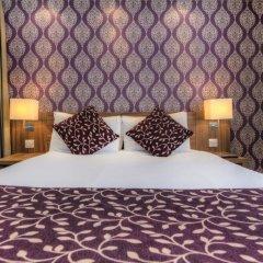 Отель City Continental London Kensington 3* Стандартный номер с 2 отдельными кроватями