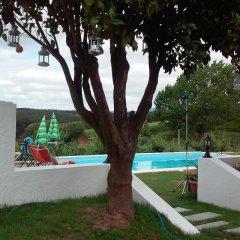 Отель Casal do Vale da Palha бассейн