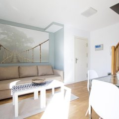 Отель Apartamentos Cuatro Torres комната для гостей фото 5