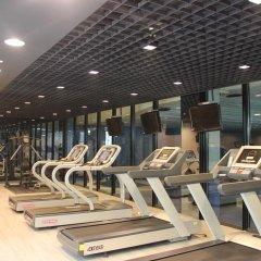 Green Park Villa Hotel Tianjin фитнесс-зал