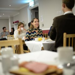 Royal Cambridge Hotel питание фото 3