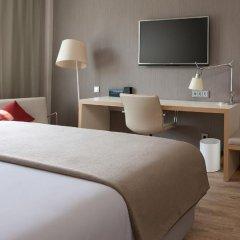 Отель NH Collection San Sebastián Aránzazu 4* Стандартный номер двуспальная кровать фото 4