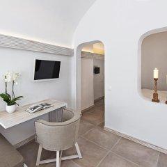 Отель Athina Luxury Suites 4* Люкс повышенной комфортности с различными типами кроватей фото 26