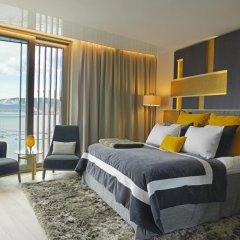 Отель The Thief 5* Номер Делюкс с различными типами кроватей