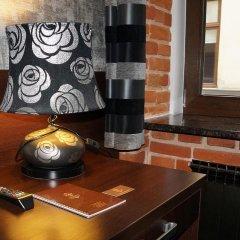Отель Łódź 55 Семейная студия с двуспальной кроватью фото 4