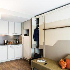 Отель Aparthotel Adagio Edinburgh Royal Mile 4* Студия с 2 отдельными кроватями фото 5