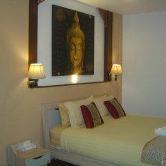 Отель QG Resort 3* Стандартный номер с различными типами кроватей фото 4
