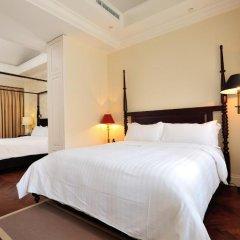 Tianjin Qingwangfu Boutique Hotel 4* Вилла с различными типами кроватей фото 18