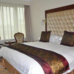 Howard Johnson Paragon Hotel Beijing 4* Стандартный номер с различными типами кроватей фото 12