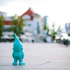 Отель Blue Buddy - Bright Side Сопот фитнесс-зал