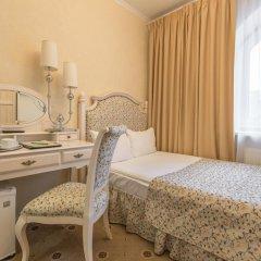Гостиница Пушкин 4* Стандартный номер с различными типами кроватей фото 13