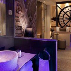Отель Design Secret De Paris 4* Стандартный номер фото 3
