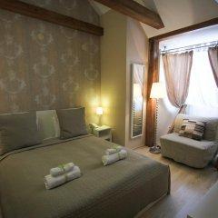 Гостиница Вилла роща 2* Номер Комфорт с двуспальной кроватью фото 2
