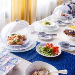 Отель Огни Мурманска Мурманск питание фото 2